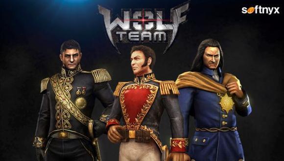 Túpac Amaru II, San Martín y Bolivar se vuelven hombres lobo