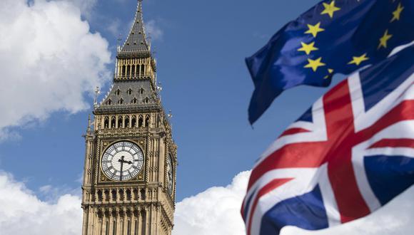El Gobierno dijo que votar contra el proyecto de ley obligaría a Reino Unido a realizar una salida caótica desde la UE. (EFE)