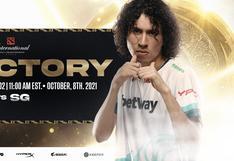 Peruanos en el Mundial de Dota 2: Beastcoast se posiciona en el top 4 en el segundo día de competencia