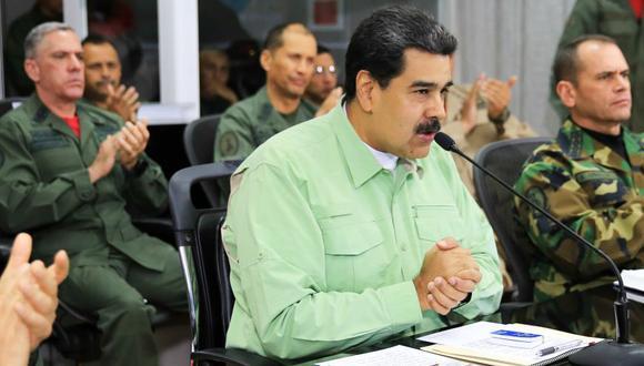 """Venezuela pide a Interpol tres detenciones por """"ataque"""" al sistema eléctrico. (AFP)"""