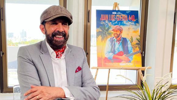 Juan Luis Guerra lanza un álbum con 16 de sus éxitos. (Foto:Alicia Civita/ EFE)