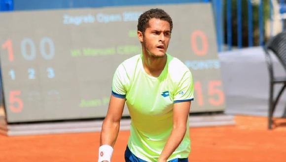 Juan Pablo Varillas obtuvo su pase al derrotar a Ofner y jugará la segunda 'qualy' por el Roland Garros (Foto: Instagram)