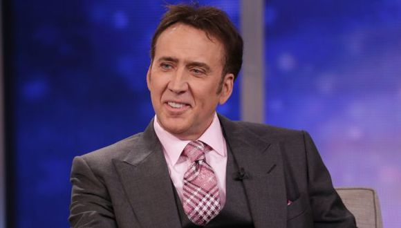 "Nicolas Cage busca capturar a Bin Laden en filme ""Army of One"""