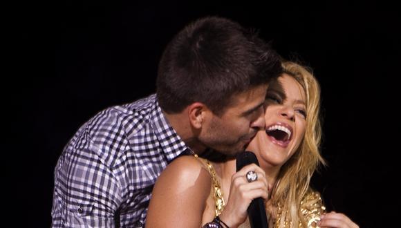 Shakira y Gerard Piqué disfrutaron una cena romántica en Barcelona y publicaron foto en Instagram. (Foto: Agencias)