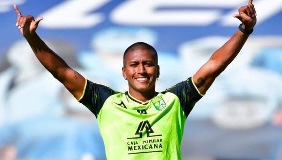 Pedro Aquino se convirtió en nuevo jugador del América de México tras destacar con León en el 2020 | Foto: Club León