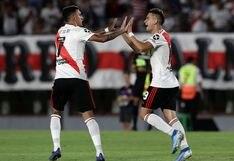 River Plate venció a Banfield y se mantiene como líder de la Superliga Argentina a falta de tres fechas para el final