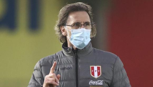 """Ricardo Gareca: """"No me parece justo que se vuelva a repetir la Copa América en Brasil"""". (Foto: EFE)"""