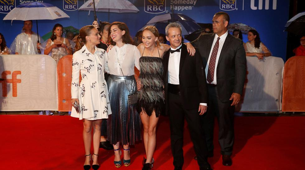 "Natalie Portman a paso firme rumbo al Oscar 2017 por ""Jackie"" - 6"