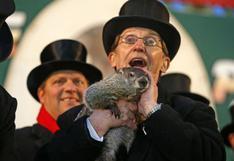 La marmota Phil pronostica un invierno más largo en EE.UU.