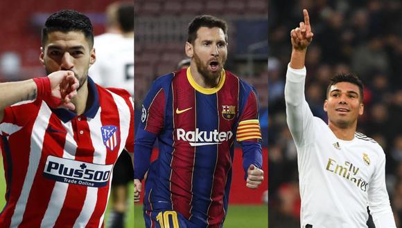 Tabla de posiciones de LaLiga Santander EN VIVO: así marcha el fútbol español en la fecha 25.