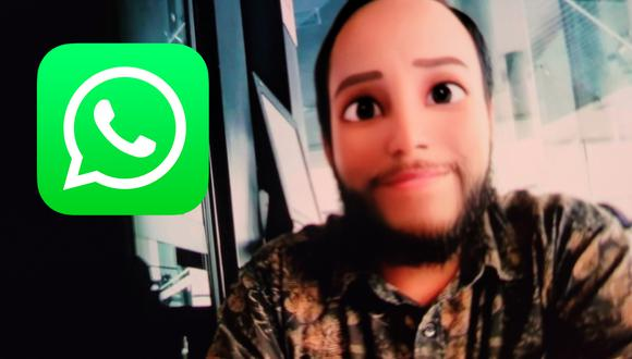 Así puedes tener el filtro 'cartoon' en WhatsApp y compartirlo con todos tus amigos. (Foto: MAG)