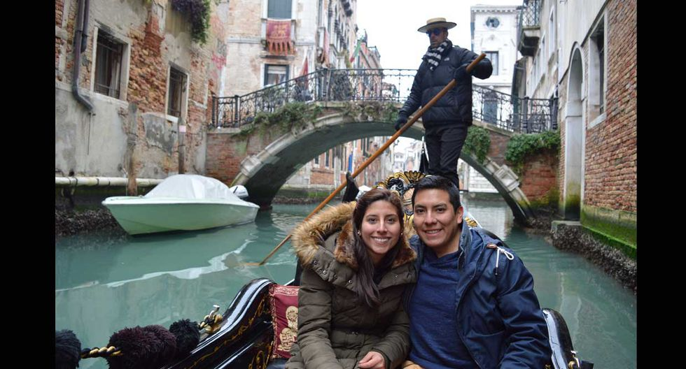 San Valentín: viajeros ¡Vamos! recordaron sus travesías juntos - 4