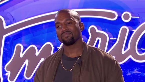 """American Idol"": revelan video del 'casting' a Kanye West"