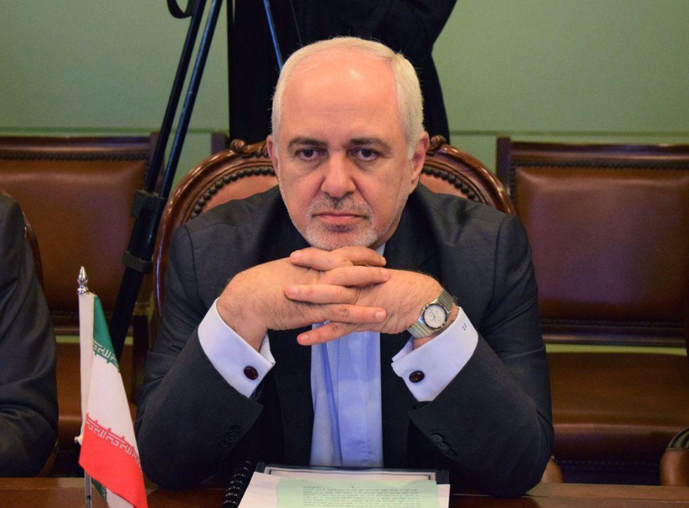 Mohamad Javad Zarif, canciller de Irán. (AP).