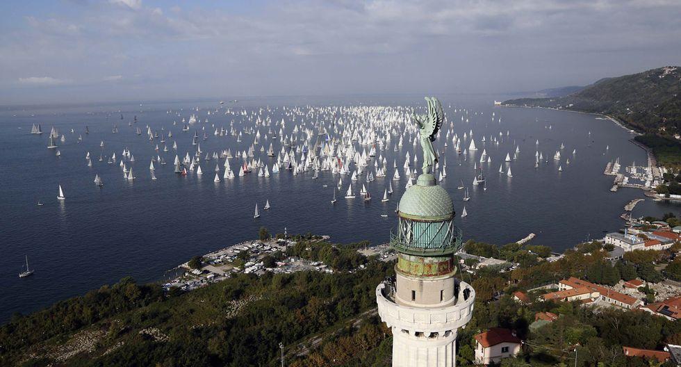 Barcolana: Una de las más grandes carreras de vela en el mundo  - 6