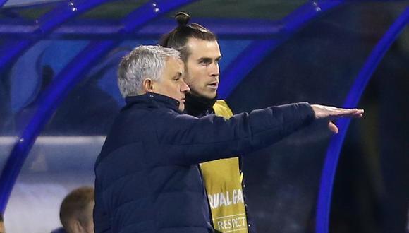 José Mourinho vive una situación complicada con Gareth Bale, aseguró ex del Tottenham.  (Foto: Reuters)