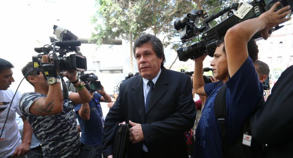 Según Heriberto Benítez, Alejandro Toledo no estaba oculto en Estados Unidos. (Foto: GEC)