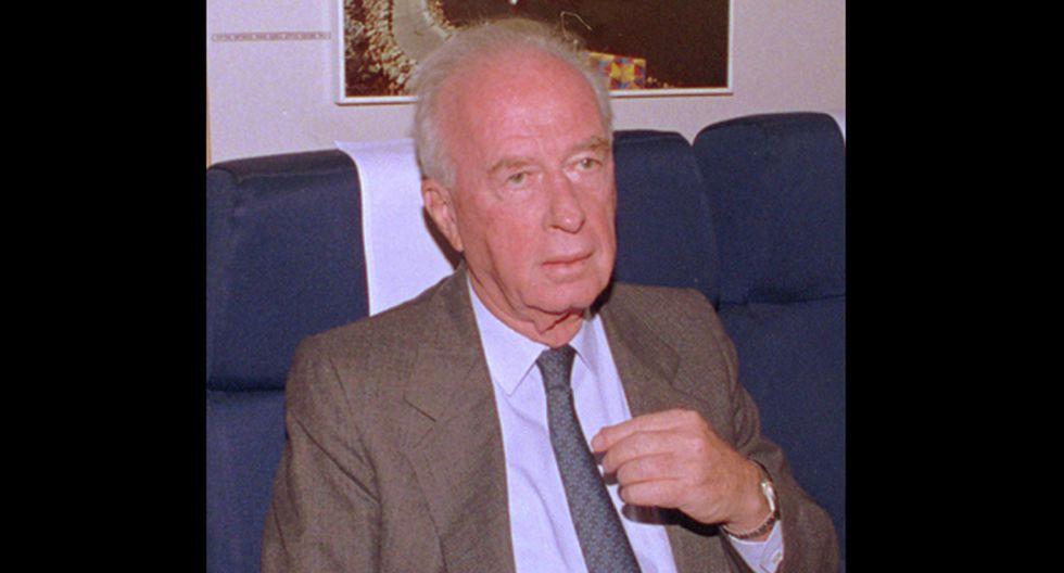 Isaac Rabin: una vida por la paz - 1