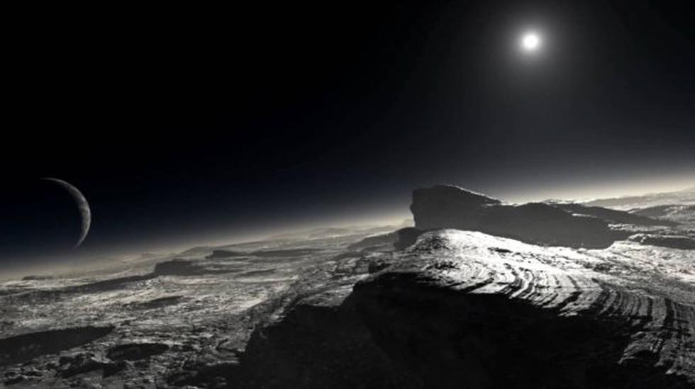 La Nasa te muestra cómo sería tu ciudad con la luz de Plutón - 1