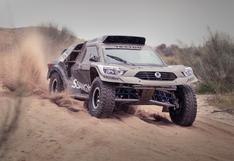 Dakar 2019: conoce el nuevo Rexton DKR de SsangYong que participará en el rally