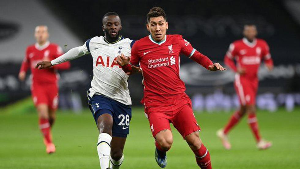 Liverpool vs. Tottenham (EFE)