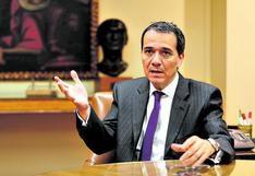 Alonso Segura descarta que Castillo le haya ofrecido liderar el MEF o BCR