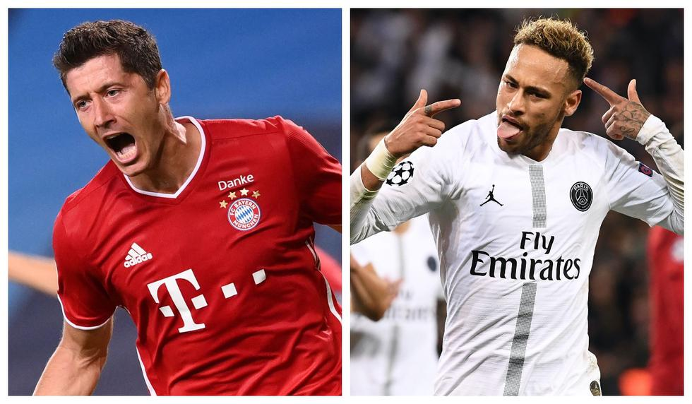 Bayern vs. PSG: posibles alineaciones de la final de la Champions League