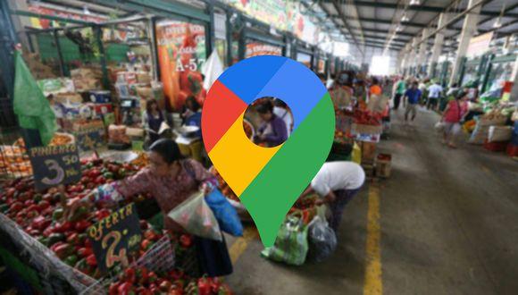 ¿Necesitas ir al mercado durante el periodo de cuarentena? Conoce si está abierto o cerrado gracias a Google Maps. (Foto: Andina)