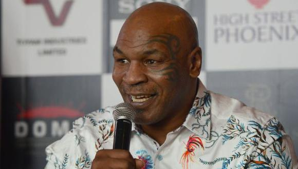 Mike Tyson regresará al ring: 'Iron' enfrentará a Roy Jones Jr. en pelea de exhibición | Foto: AFP
