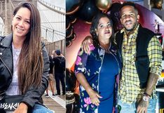 Madre de Jefferson Farfán dijo que Melissa no dejó que sus nietos fueran al estreno de la película por Yahaira