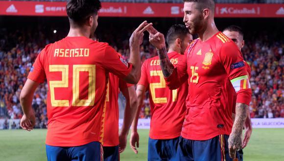 Sergio Ramos. (Foto: Reuters)