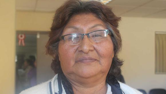 Quispe Ticona declaró para un medio local a finales de julio que más de treinta trabajadores del nosocomio en mención renunciaron por la grave crisis. (Foto: Radio Onda Azul)