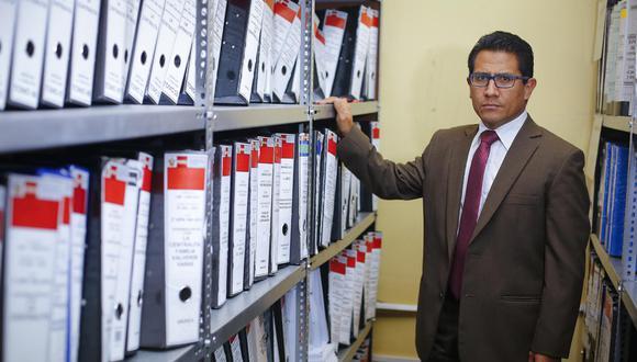 El procurador anticorrupción Amado Enco, de acuerdo a fuentes de El Comercio, ha solicitado a la Contraloría remitir el informe sobre las presuntas irregularidades en desembolso de recursos para el hospital de Moquegua. (Foto: GEC)