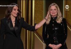 Tina Fey y Amy Poehler critican a los Golden Globes en su discurso de apertura | VIDEO