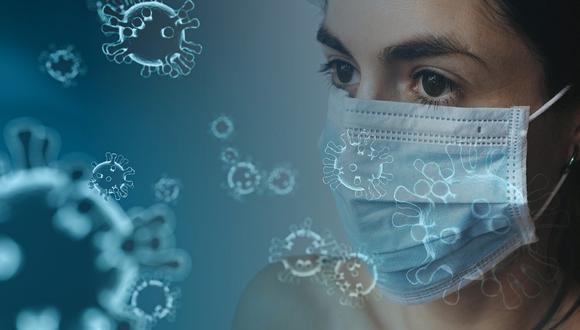 La transmisión aérea del coronavirus fue aceptada hace pocos meses. (Pixabay)