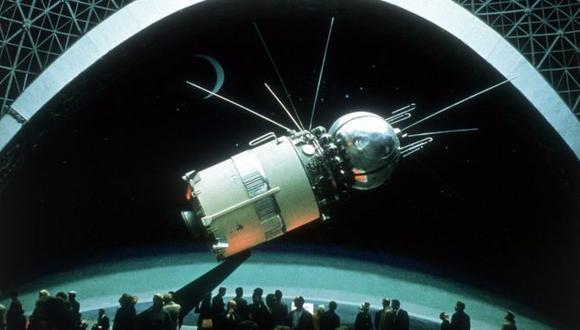 Fue durante una gira internacional de exhibición que EE.UU. interceptó y secuestró una de las naves del programa Luna de la URSS. (Foto: Getty)