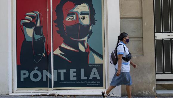 Desde el 21 de junio, cuando concluyó el estado de alarma, 99 personas murieron en España a causa del coronavirus. (Foto: Josep LAGO / AFP).