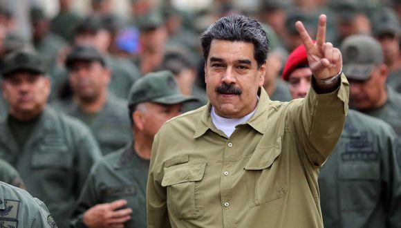 Juan Guaidó y la crisis en Venezuela: Nicolás Maduro denuncia que Donald Trump dio orden para matarlo. (AFP).