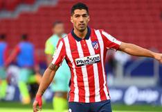 Luis Suárez y la histórica mala racha que registra en la en la Champions League