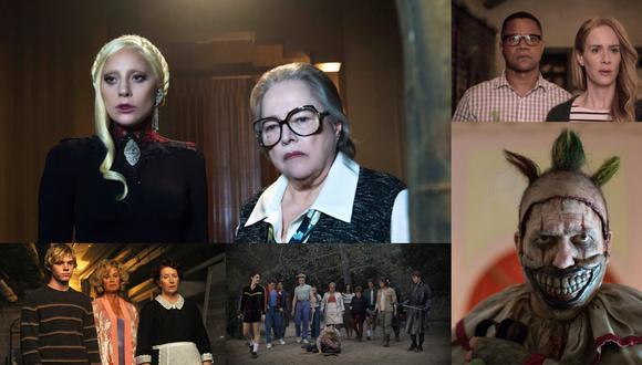 """""""American Horror Story"""" ya no será parte del catálogo de Prime Video. (Foto: Amazon Prime Video)"""
