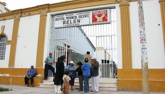 La técnica en enfermería laboraba en el Hospital Provincial Docente Belén de Lambayeque. (Foto: GEC)