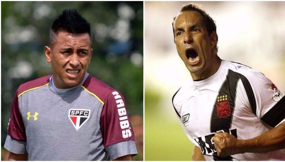 El ex seleccionado brasileño arremetió contra el volante peruano por su retraso al incorporarse a Sao Paulo, luego de conseguir la clasificación al Mundial con Perú. (Foto: agencias)
