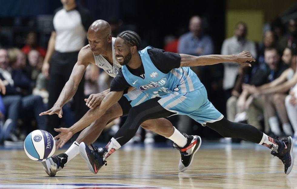 NBA All Star Weekend: Primer día con el celebrity game con la presencia de Bad Bynny. | Foto: AP