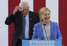 """""""Sanders tiene oportunidades, pero creo que le pasará lo mismo que con Hillary Clinton"""""""