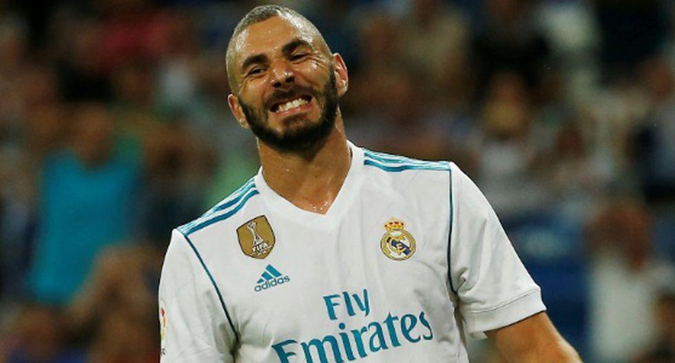 Karim Benzema protagonizó un choque automovilístico en la autovía M-13 en Madrid. No hubo víctimas mortales y ninguno de los conductores estaba en estado de ebriedad. (Foto: Reuters)