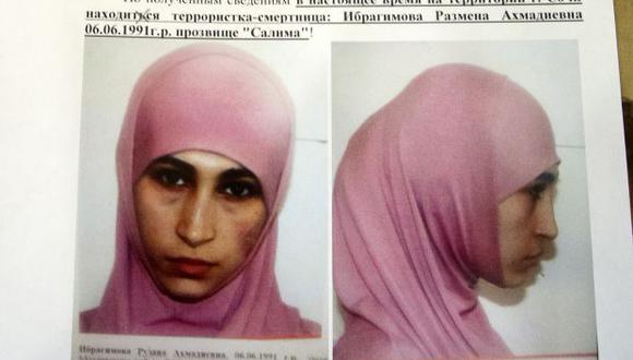 Rusia: buscan a mujer que podría cometer un atentado en Sochi