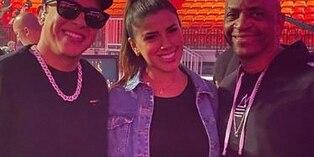 Yahaira Plasencia: así fue su encuentro con Daddy Yankee en los ensayos de Premios Lo Nuestro