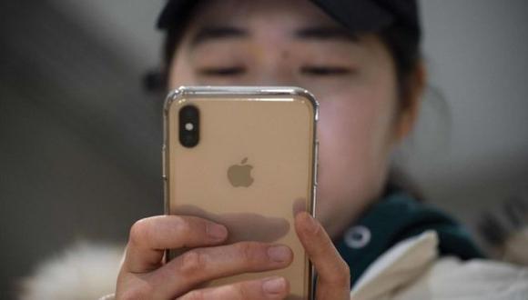 Apple confía en China en torno al 20% de sus ingresos. | Créditos: AFP