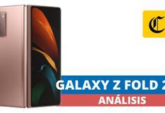 Galaxy Z Fold 2, el smartphone más moderno que puedes tener… hoy   ANÁLISIS