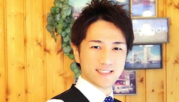 Yuichi Ishii fundó su empresa hace 10 años y asume múltiples roles en su trabajo. Foto: BBC Mundo